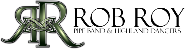 Rob Roy Pipe Band & Highland Dancers